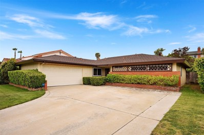 3453 Mercer Lane, San Diego, CA 92122 - MLS#: 180023128