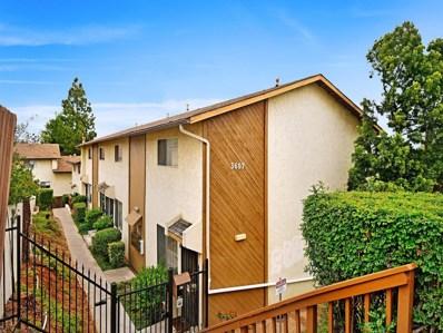 3607 51st St UNIT C, San Diego, CA 92105 - MLS#: 180023191