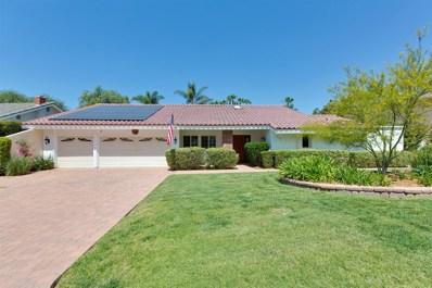 17136 Saint Andrews Dr, Poway, CA 92064 - MLS#: 180023256