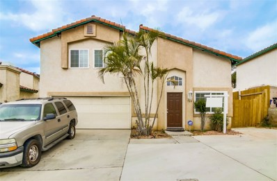 764 Manning Way, San Diego, CA 92154 - MLS#: 180023285