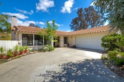 15925 Welcome Way, Ramona, CA 92065 - MLS#: 180023323