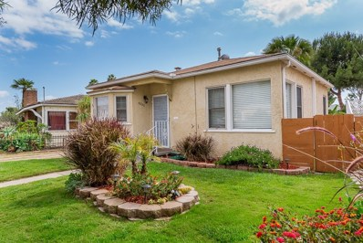 4837 Castle Ave, San Diego, CA 92105 - MLS#: 180023357