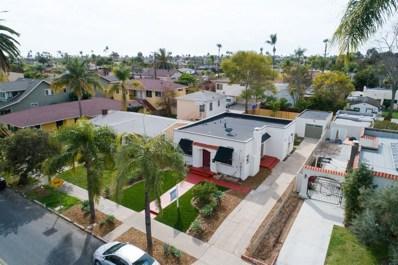 4624 Marlborough Dr, San Diego, CA 92116 - MLS#: 180023417