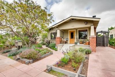 3110 Laurel St, San Diego, CA 92104 - MLS#: 180023430