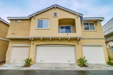 1473 Trouville UNIT 6, Chula Vista, CA 91913 - MLS#: 180023444