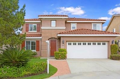 848 Avenida Abeja, San Marcos, CA 92069 - MLS#: 180023468
