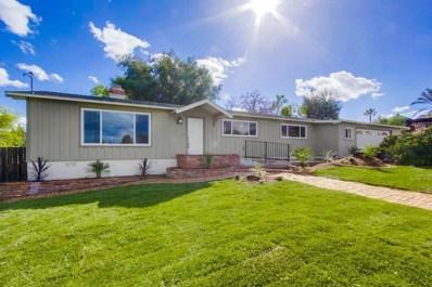 13231 Vista Ladero, Lakeside, CA 92040 - MLS#: 180023496