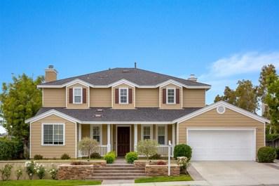 2859 Camino Serbal, Carlsbad, CA 92009 - MLS#: 180023528