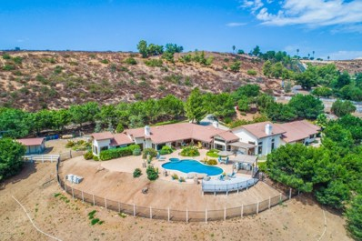 13807 Millards Ranch Ln, Poway, CA 92064 - MLS#: 180023589