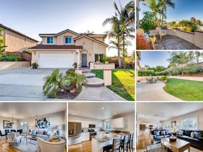 1040 Via Vera Cruz, San Marcos, CA 92078 - MLS#: 180023654