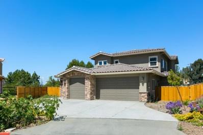 1841 El Jardin Ct, El Cajon, CA 92020 - MLS#: 180023709