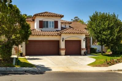 1997 Hazelnut Ct., San Marcos, CA 92078 - MLS#: 180023805
