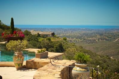 7954 Camino De Arriba, Rancho Santa Fe, CA 92067 - MLS#: 180023817