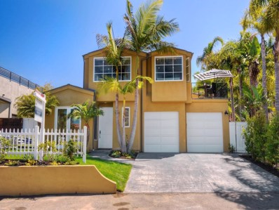 238 N Rios, Avenue, Solana Beach, CA 92075 - MLS#: 180023842