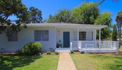 3468 Niblick Drive, La Mesa, CA 91941 - MLS#: 180023856