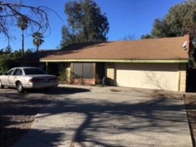 16102 Hampson Place, Ramona, CA 92065 - MLS#: 180023898