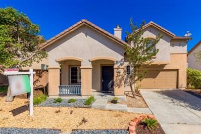 1467 Ashford Castle Dr, Chula Vista, CA 91915 - MLS#: 180023991