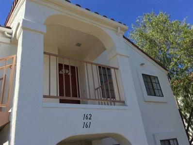 13318 Caminito Ciera UNIT 162, San Diego, CA 92129 - MLS#: 180024089