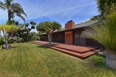 8445 Avenida De Las Ondas, La Jolla, CA 92037 - MLS#: 180024159