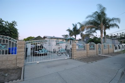 2027 S 42Nd St, San Diego, CA 92113 - MLS#: 180024247