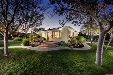 6910 Rolando Knolls Drive, La Mesa, CA 91942 - MLS#: 180024323