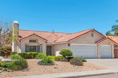 1631 S Tulip Street, Escondido, CA 92025 - MLS#: 180024381