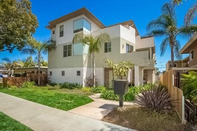1365 Felspar St, San Diego, CA 92109 - MLS#: 180024507