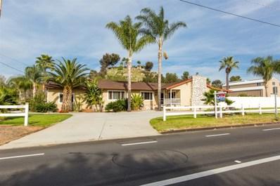 1795 Granite Hills Dr, El Cajon, CA 92019 - MLS#: 180024558