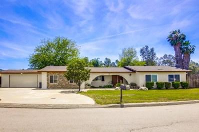 3220 Lansdown Lane, Ramona, CA 92065 - MLS#: 180024762