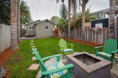 346 B Ave, Coronado, CA 92118 - MLS#: 180024821