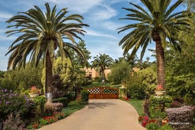 5465 Vista De Fortuna, Rancho Santa Fe, CA 92067 - MLS#: 180024823