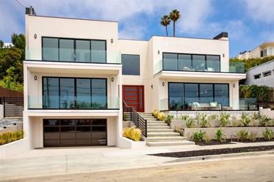 934 La Jolla Rancho Rd, La Jolla, CA 92037 - #: 180024902
