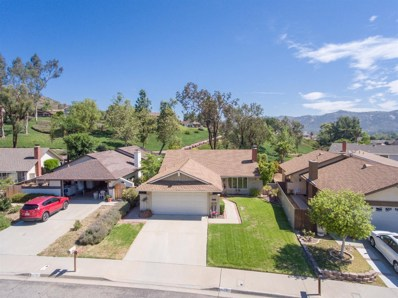408 Sunridge Pl, Escondido, CA 92026 - MLS#: 180024915