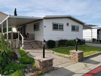 14215 Pecan Park Ln UNIT 84, El Cajon, CA 92021 - MLS#: 180024998
