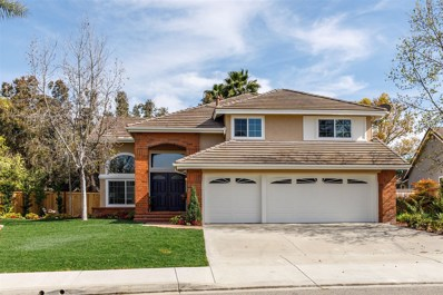 4733 Point Malaga Place, Oceanside, CA 92057 - MLS#: 180025044