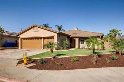 9455 Cherisse Lane, El Cajon, CA 92021 - MLS#: 180025046