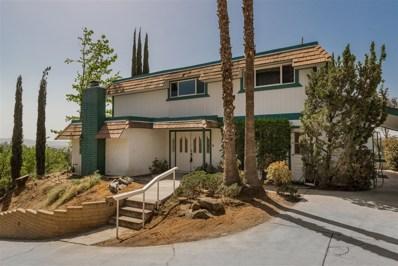 389 Quailrun, El Cajon, CA 92019 - MLS#: 180025069