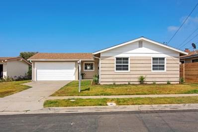 3442 Elsinore Place, San Diego, CA 92117 - MLS#: 180025135