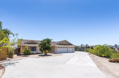 1601 Red Hill Ln, Bonita, CA 91902 - MLS#: 180025269