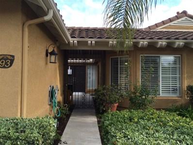 93 Avenida Descanso, Oceanside, CA 92057 - MLS#: 180025275