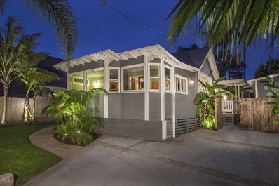 334 N Rios Ave, Solana Beach, CA 92075 - MLS#: 180025313