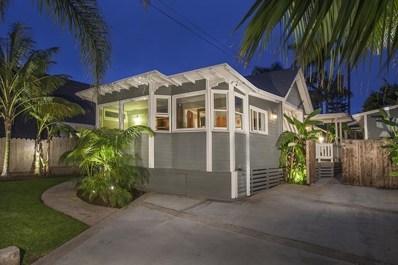 334 N Rios Ave, Solana Beach, CA 92075 - MLS#: 180025313