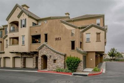 1853 Rue Bienville Pl UNIT 836, Chula Vista, CA 91913 - MLS#: 180025348