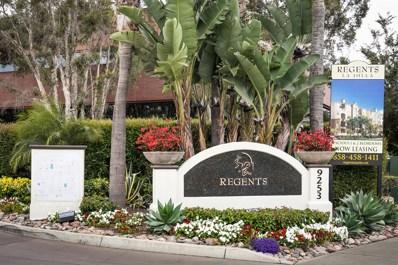 9253 Regents Rd UNIT A401, La Jolla, CA 92037 - MLS#: 180025365