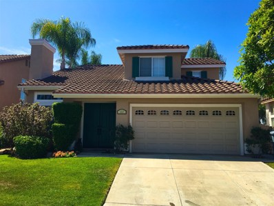 1227 Calle Fantasia, San Marcos, CA 92069 - MLS#: 180025378