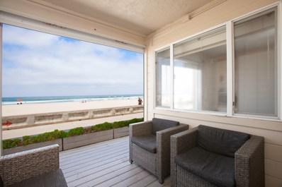 3755 Ocean Front Walk UNIT 5, San Diego, CA 92109 - MLS#: 180025413
