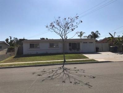1350 Max Ave, Chula Vista, CA 91911 - MLS#: 180025467