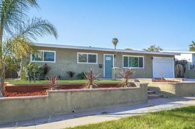 111 E Prospect, Chula Vista, CA 91911 - MLS#: 180025488