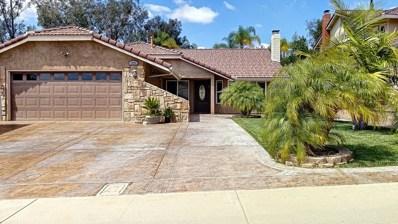 2251 Wind River Road, El Cajon, CA 92019 - MLS#: 180025524