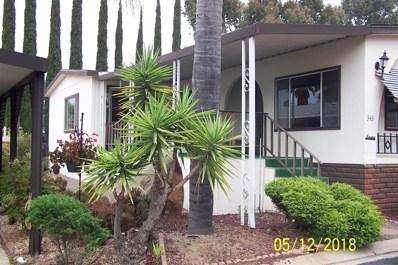 1751 W Citracado Parkway UNIT 343, Escondido, CA 92029 - MLS#: 180025535